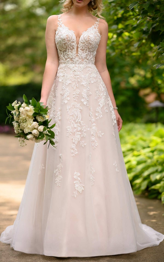 gowns stella york 7073