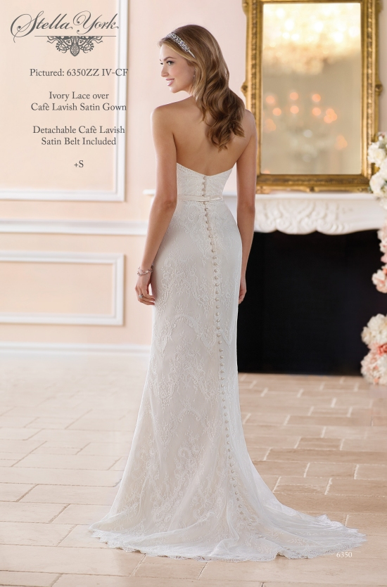 gowns stella york 6350 B