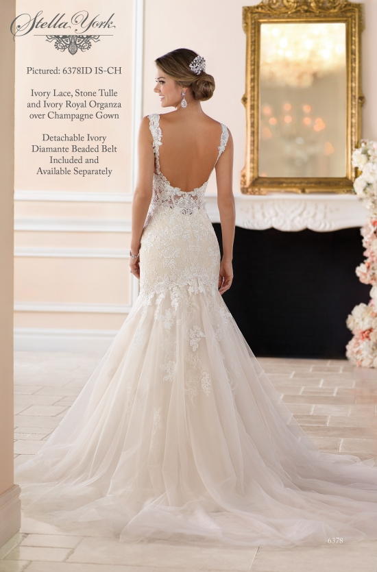 gowns stella york 6378 B
