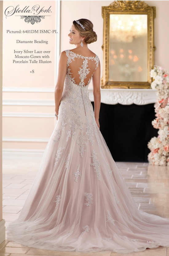 gowns stella york 6401 B