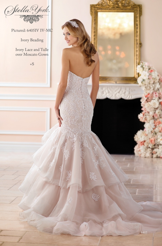 gowns stella york 6405 B