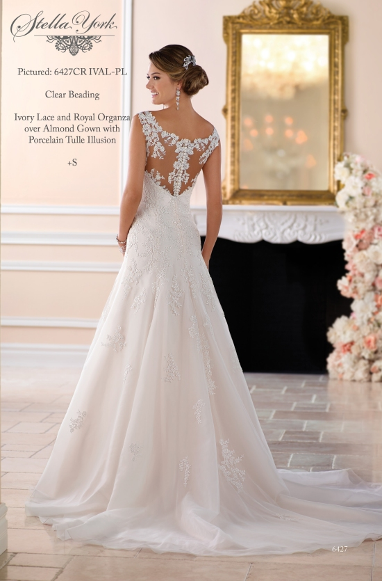 gowns stella york 6427 B