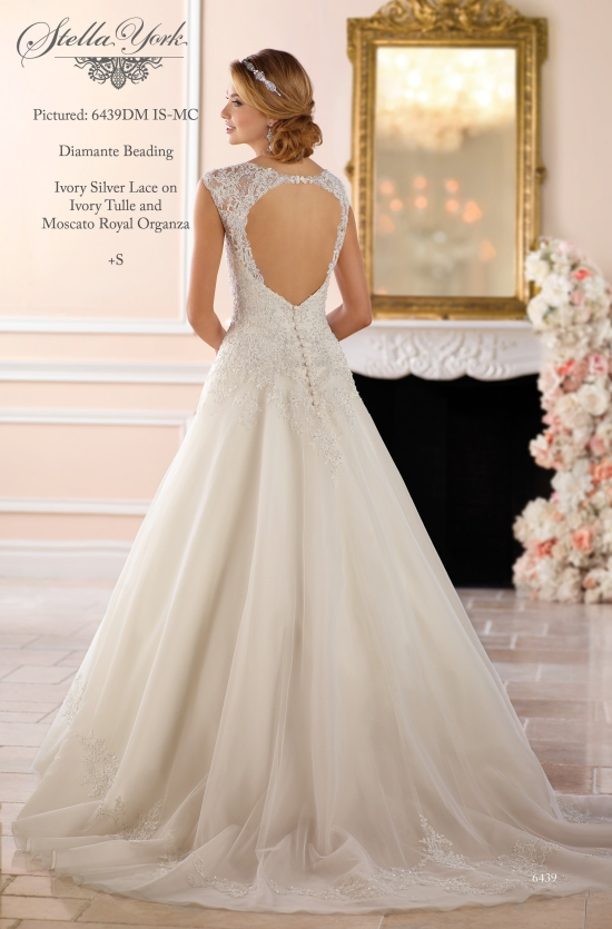 gowns stella york 6439 B
