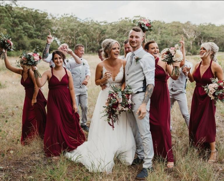 Tiarnie's Wedding